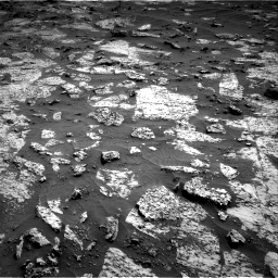 Nasa's Mars rover Curiosity acquired this image using its Right Navigation Camera on Sol 3147, at drive 2608, site number 88