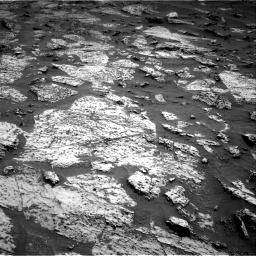 Nasa's Mars rover Curiosity acquired this image using its Right Navigation Camera on Sol 3147, at drive 2620, site number 88