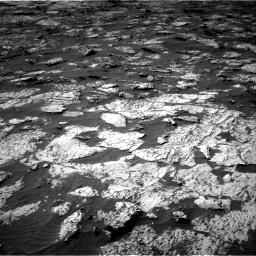 Nasa's Mars rover Curiosity acquired this image using its Right Navigation Camera on Sol 3147, at drive 2662, site number 88