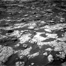 Nasa's Mars rover Curiosity acquired this image using its Right Navigation Camera on Sol 3147, at drive 2668, site number 88
