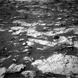 Nasa's Mars rover Curiosity acquired this image using its Right Navigation Camera on Sol 3147, at drive 2680, site number 88