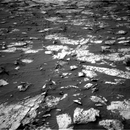 Nasa's Mars rover Curiosity acquired this image using its Right Navigation Camera on Sol 3147, at drive 2686, site number 88