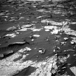 Nasa's Mars rover Curiosity acquired this image using its Right Navigation Camera on Sol 3147, at drive 2692, site number 88