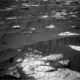 Nasa's Mars rover Curiosity acquired this image using its Right Navigation Camera on Sol 3147, at drive 2722, site number 88