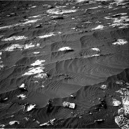 Nasa's Mars rover Curiosity acquired this image using its Right Navigation Camera on Sol 3147, at drive 2734, site number 88