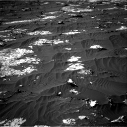 Nasa's Mars rover Curiosity acquired this image using its Right Navigation Camera on Sol 3147, at drive 2740, site number 88