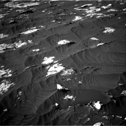Nasa's Mars rover Curiosity acquired this image using its Right Navigation Camera on Sol 3147, at drive 2764, site number 88