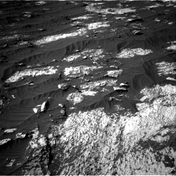 Nasa's Mars rover Curiosity acquired this image using its Right Navigation Camera on Sol 3147, at drive 2788, site number 88