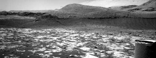 Nasa's Mars rover Curiosity acquired this image using its Right Navigation Camera on Sol 3148, at drive 2794, site number 88