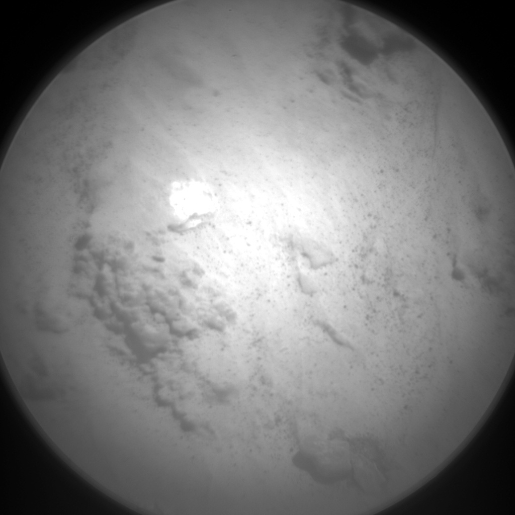 Nasa's Mars rover Curiosity acquired this image using its Chemistry & Camera (ChemCam) on Sol 3149, at drive 2794, site number 88