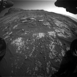 Nasa's Mars rover Curiosity acquired this image using its Front Hazard Avoidance Camera (Front Hazcam) on Sol 3149, at drive 3118, site number 88