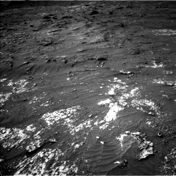 Nasa's Mars rover Curiosity acquired this image using its Left Navigation Camera on Sol 3149, at drive 2890, site number 88