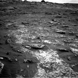 Nasa's Mars rover Curiosity acquired this image using its Left Navigation Camera on Sol 3149, at drive 3028, site number 88