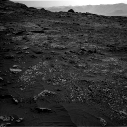 Nasa's Mars rover Curiosity acquired this image using its Left Navigation Camera on Sol 3149, at drive 3058, site number 88
