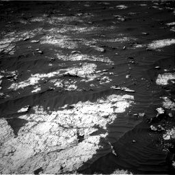 Nasa's Mars rover Curiosity acquired this image using its Right Navigation Camera on Sol 3149, at drive 2806, site number 88