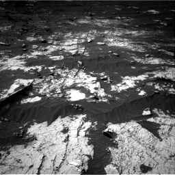 Nasa's Mars rover Curiosity acquired this image using its Right Navigation Camera on Sol 3149, at drive 2818, site number 88
