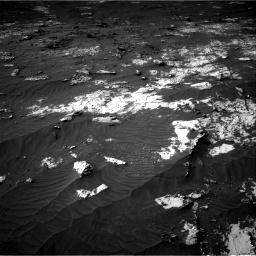 Nasa's Mars rover Curiosity acquired this image using its Right Navigation Camera on Sol 3149, at drive 2830, site number 88