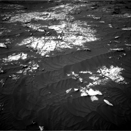 Nasa's Mars rover Curiosity acquired this image using its Right Navigation Camera on Sol 3149, at drive 2854, site number 88