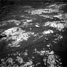 Nasa's Mars rover Curiosity acquired this image using its Right Navigation Camera on Sol 3149, at drive 2866, site number 88