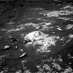 Nasa's Mars rover Curiosity acquired this image using its Right Navigation Camera on Sol 3149, at drive 2872, site number 88