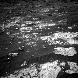 Nasa's Mars rover Curiosity acquired this image using its Right Navigation Camera on Sol 3149, at drive 2926, site number 88