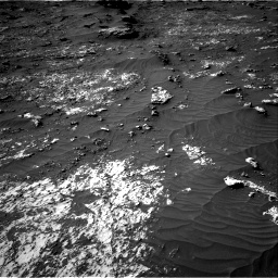 Nasa's Mars rover Curiosity acquired this image using its Right Navigation Camera on Sol 3149, at drive 2956, site number 88