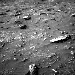 Nasa's Mars rover Curiosity acquired this image using its Right Navigation Camera on Sol 3149, at drive 2992, site number 88