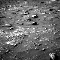 Nasa's Mars rover Curiosity acquired this image using its Right Navigation Camera on Sol 3149, at drive 2998, site number 88