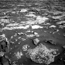 Nasa's Mars rover Curiosity acquired this image using its Right Navigation Camera on Sol 3149, at drive 3028, site number 88