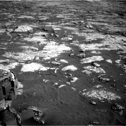 Nasa's Mars rover Curiosity acquired this image using its Right Navigation Camera on Sol 3149, at drive 3034, site number 88