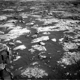 Nasa's Mars rover Curiosity acquired this image using its Right Navigation Camera on Sol 3149, at drive 3040, site number 88