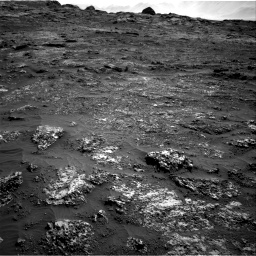 Nasa's Mars rover Curiosity acquired this image using its Right Navigation Camera on Sol 3149, at drive 3046, site number 88