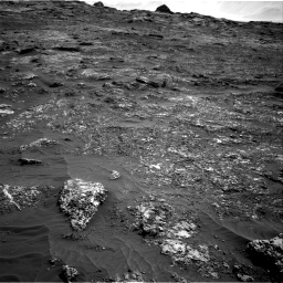 Nasa's Mars rover Curiosity acquired this image using its Right Navigation Camera on Sol 3149, at drive 3052, site number 88