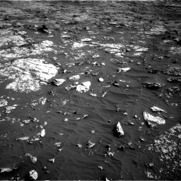 Nasa's Mars rover Curiosity acquired this image using its Right Navigation Camera on Sol 3149, at drive 3064, site number 88