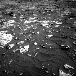 Nasa's Mars rover Curiosity acquired this image using its Right Navigation Camera on Sol 3149, at drive 3070, site number 88