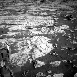 Nasa's Mars rover Curiosity acquired this image using its Right Navigation Camera on Sol 3149, at drive 3076, site number 88