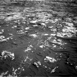 Nasa's Mars rover Curiosity acquired this image using its Right Navigation Camera on Sol 3149, at drive 3094, site number 88