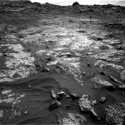 Nasa's Mars rover Curiosity acquired this image using its Right Navigation Camera on Sol 3149, at drive 3106, site number 88