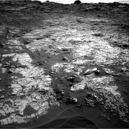 Nasa's Mars rover Curiosity acquired this image using its Right Navigation Camera on Sol 3149, at drive 3112, site number 88