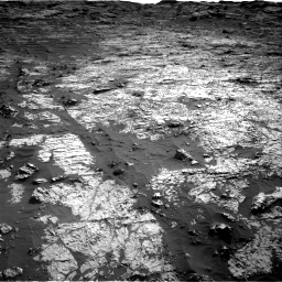Nasa's Mars rover Curiosity acquired this image using its Right Navigation Camera on Sol 3149, at drive 3118, site number 88