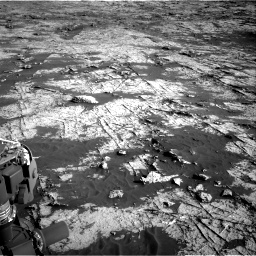 Nasa's Mars rover Curiosity acquired this image using its Right Navigation Camera on Sol 3149, at drive 3130, site number 88