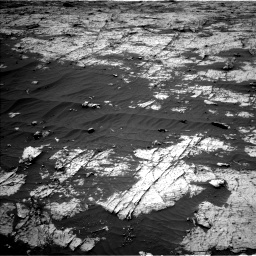 Nasa's Mars rover Curiosity acquired this image using its Left Navigation Camera on Sol 3151, at drive 60, site number 89