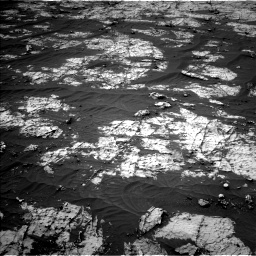 Nasa's Mars rover Curiosity acquired this image using its Left Navigation Camera on Sol 3151, at drive 96, site number 89