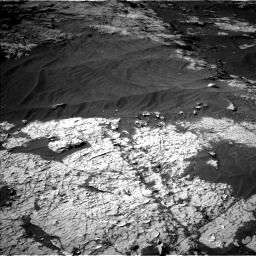 Nasa's Mars rover Curiosity acquired this image using its Left Navigation Camera on Sol 3151, at drive 228, site number 89