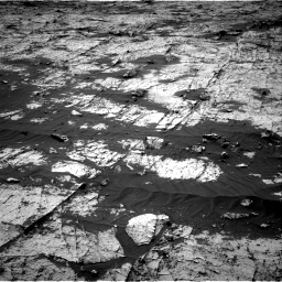 Nasa's Mars rover Curiosity acquired this image using its Right Navigation Camera on Sol 3151, at drive 48, site number 89