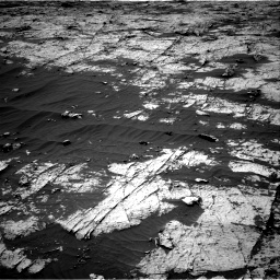 Nasa's Mars rover Curiosity acquired this image using its Right Navigation Camera on Sol 3151, at drive 60, site number 89