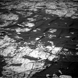 Nasa's Mars rover Curiosity acquired this image using its Right Navigation Camera on Sol 3151, at drive 84, site number 89