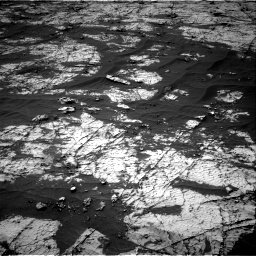 Nasa's Mars rover Curiosity acquired this image using its Right Navigation Camera on Sol 3151, at drive 90, site number 89