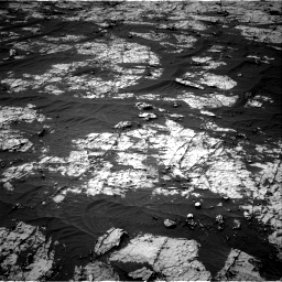Nasa's Mars rover Curiosity acquired this image using its Right Navigation Camera on Sol 3151, at drive 96, site number 89