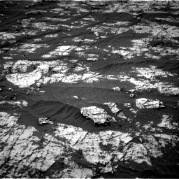 Nasa's Mars rover Curiosity acquired this image using its Right Navigation Camera on Sol 3151, at drive 114, site number 89